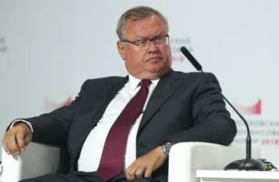 Костин прокомментировал совет Орешкина продавать доллары