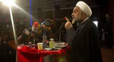 Роухани: Трампа ожидает судьба Саддама Хусейна