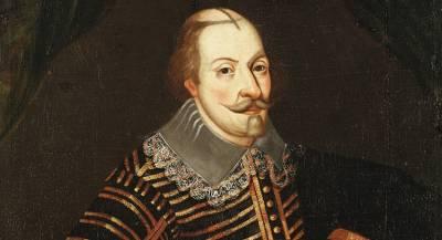 В Швеции задержали вора регалий короля Карла IX