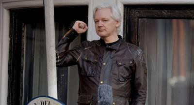 Wikileaks опровергла попытку Ассанжа получить визу РФ
