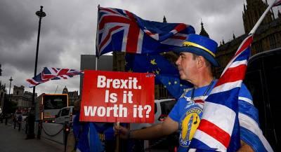 Британия и ЕС пришли к соглашению по Brexit