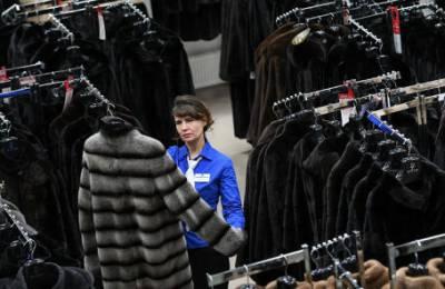 Теплая осень подморозила продажи верхней одежды