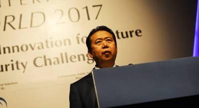Пропавший глава Интерпола арестован в Китае