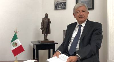 Президент Мексики пообещал спасти нефтяную отрасль