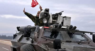 Эрдоган вынуждает США сдать позиции в Сирии