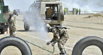 Британия применит дроны в военных учениях против русских