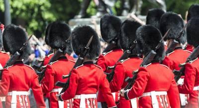 Женщины в Британии смогут служить во всех родах войск