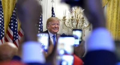 Трампа поймали на голословном заявлении о России