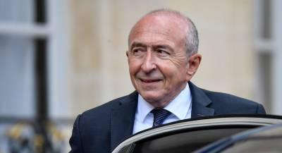 Президент Франции принял отставку главы МВД