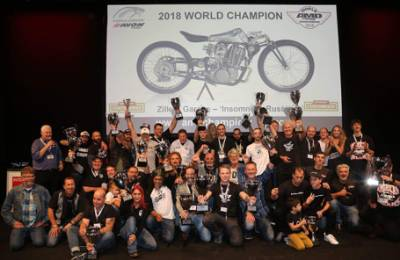 Россияне — победители чемпионата мира по кастому мотоциклов