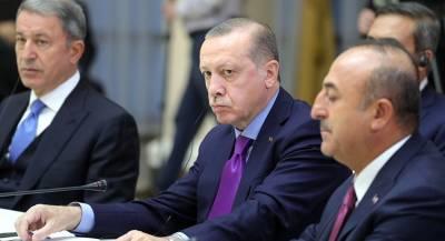 Эрдоган заявил об успехах действий Турции и России в Сирии