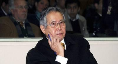Власти Перу позволили диктатору Фухимори быть на свободе