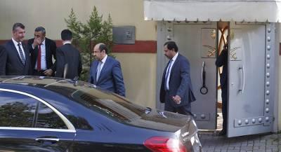 Дипломатов СА в Стамбуле вызвали на допрос