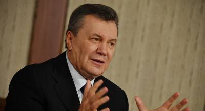 ФСО помогала Януковичу при перелёте в Крым