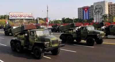Россия профинансирует перевооружение Кубы