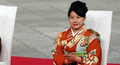 Японская принцесса вышла замуж за простолюдина