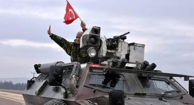 Турция сообщила о выводе тяжёлого вооружения из Идлиба