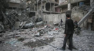 Столетнее здание суда в Сирии восстановят