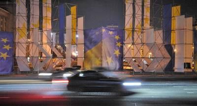 ЕС недоволен темпами борьбы с коррупцией на Украине