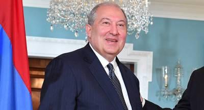 Президент Армении распустил парламент