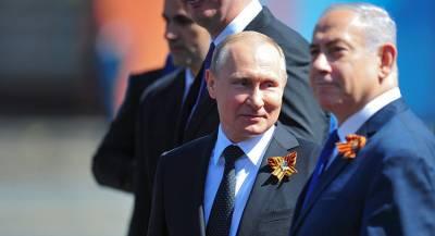 Путин и Нетаньяху вынуждены отложить двустороннюю встречу