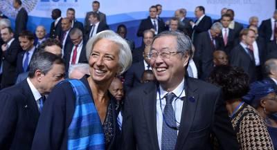 Глава МВФ назвала Китай двигателем мировой экономики