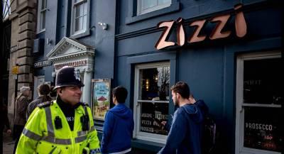Ресторан Zizzi в Солсбери начал работу
