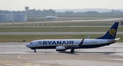 Ryanair уволил сотрудников за «лежачую» забастовку