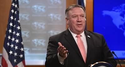 Помпео надеется на новое ядерное соглашение с Ираном