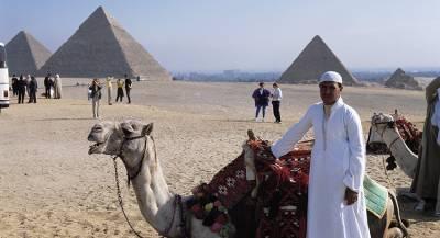 Пандус для строительства пирамид найден в Египте