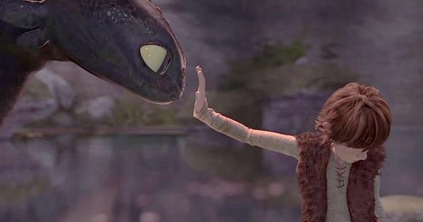 Трейлер мультфільму Як приручити дракона 3 - ВІДЕО