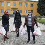 Сім'ям з Шостки, Шосткинського та Кролевецького районів надано допомогу до Дня Перемоги