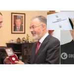 Кабмін запропонує Зеленському призначити пожиттєву стипендію своєму батьку