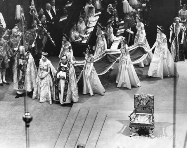 Елизавета II стала королевой 68 лет назад