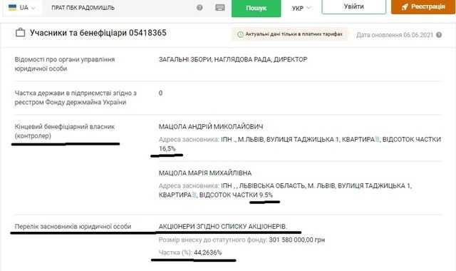 Кто такой Андрей Мацола: прокладки из оффшоров, налоговые долги и торговля пивом в «ДНР»
