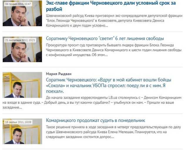 За липового «смотрящего» за Киевом Дениса Комарницкого взялись всерьез: сможет ли он на этот раз выйти сухим из воды?