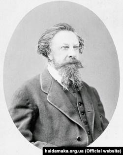 Нащадок українського гетьмана Розумовського письменник Олексій Толстой (1817–1875)