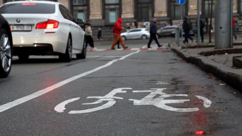 У 2020-му в ДТП загинуло понад200 велосипедистів