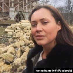 Ганна Гаврилів, засновниця благодійного фонду «Спадщина.UA.»
