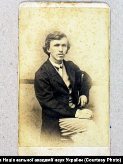 Петро Косач – батько Лесі Українки (Лариси Косач). Фото 1864 року