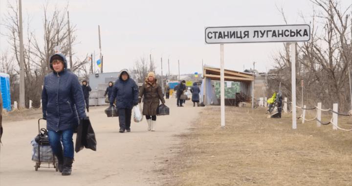 Бойовики блокують більшість пунктів пропуску на Донбасі – ДПСУ