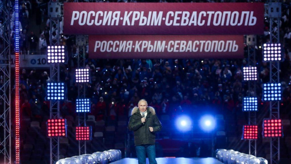 У представництві президента за рік зібрали 36 фактів виступу російських артистів у Криму