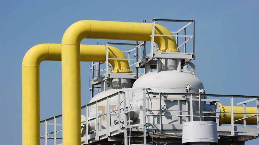 Україна почала закачувати газ до підземних сховищ