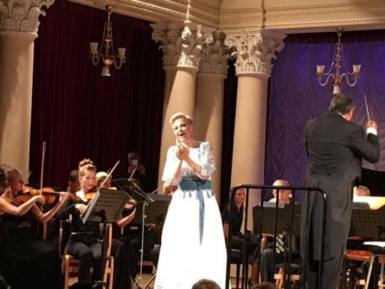 Мария Максакова: «Дякую, Україно! Моя душа співає для тебе ...