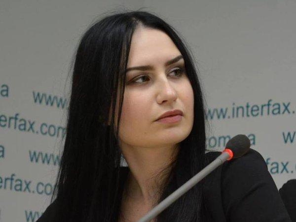 «Похищенная» в Киеве активистка Femen Алиса Виноградова ...