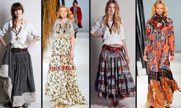 Модный стиль бохо 2019 — с чем носить и кому подходит ...