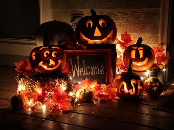 Хэллоуин - поздравления, картинки прикольные - Когда ...