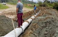 Prefeitura trabalha para melhorar o escoamento de águas pluviais em toda a cidade
