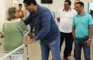Centro de Reabilitação do CEM/CEO recebe visita técnica após reforma