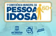 São Sebastião recebe 1ª Conferência da Pessoa Idosa em março